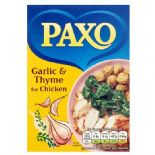 Paxo Garlic & Thyme Stuffing Mix 190g
